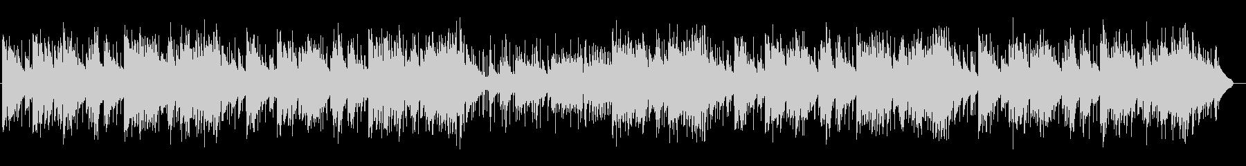 ヴァイブとエレピのラウンジジャズ70'sの未再生の波形