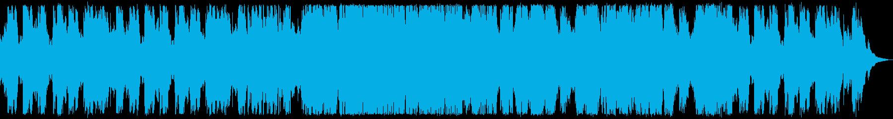 儚げで幻想的な響きの曲です。の再生済みの波形