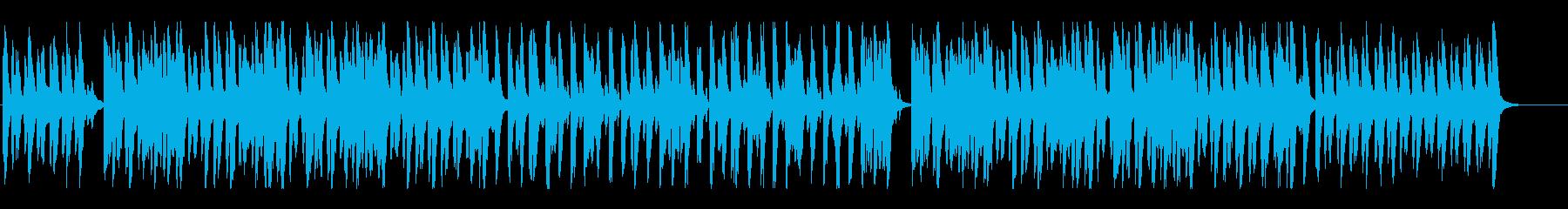ほのぼの明るく楽しいマーチBGM♪の再生済みの波形