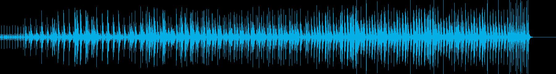 ロビーをイメージした曲。の再生済みの波形