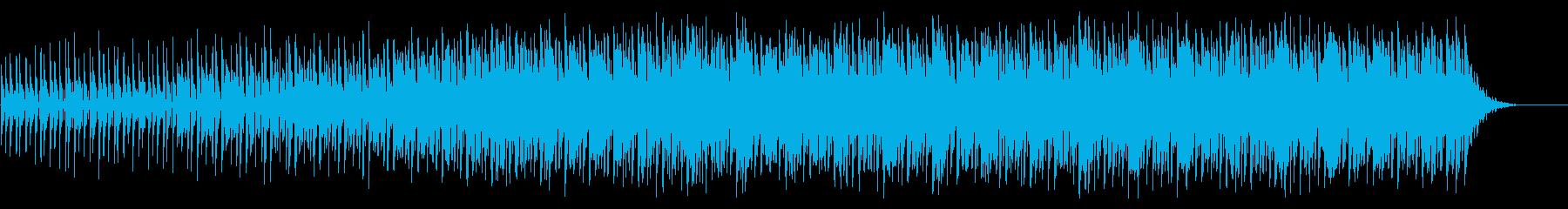 軽やかなギターカッティング VP等にの再生済みの波形