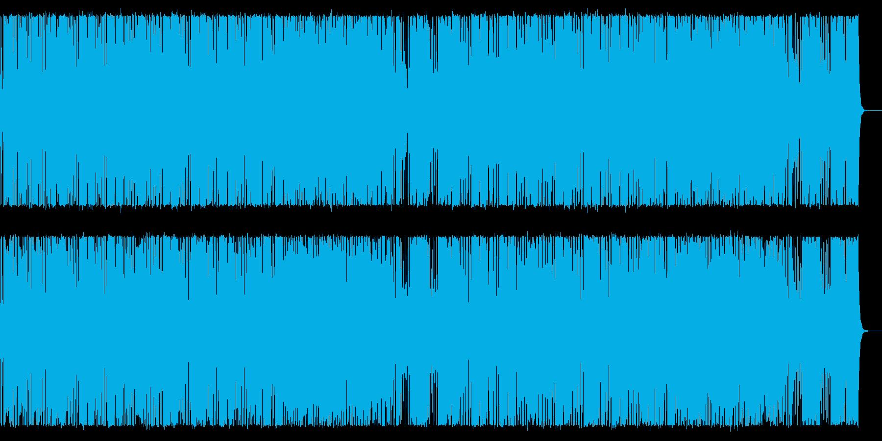 派手でエキサイティングなビッグバンドの再生済みの波形