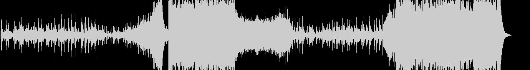 【風色礼賛】和風/オーケストラ/壮大/琴の未再生の波形