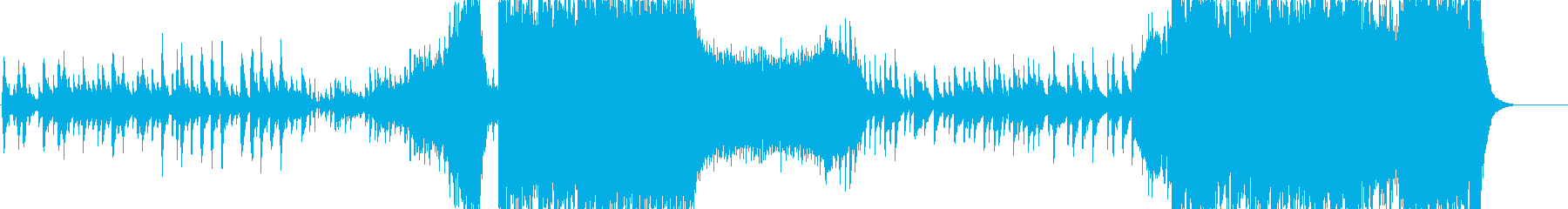 【風色礼賛】和風/オーケストラ/壮大/琴の再生済みの波形