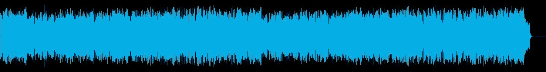 ハツラツな8ビートポップ(フルサイズ)の再生済みの波形