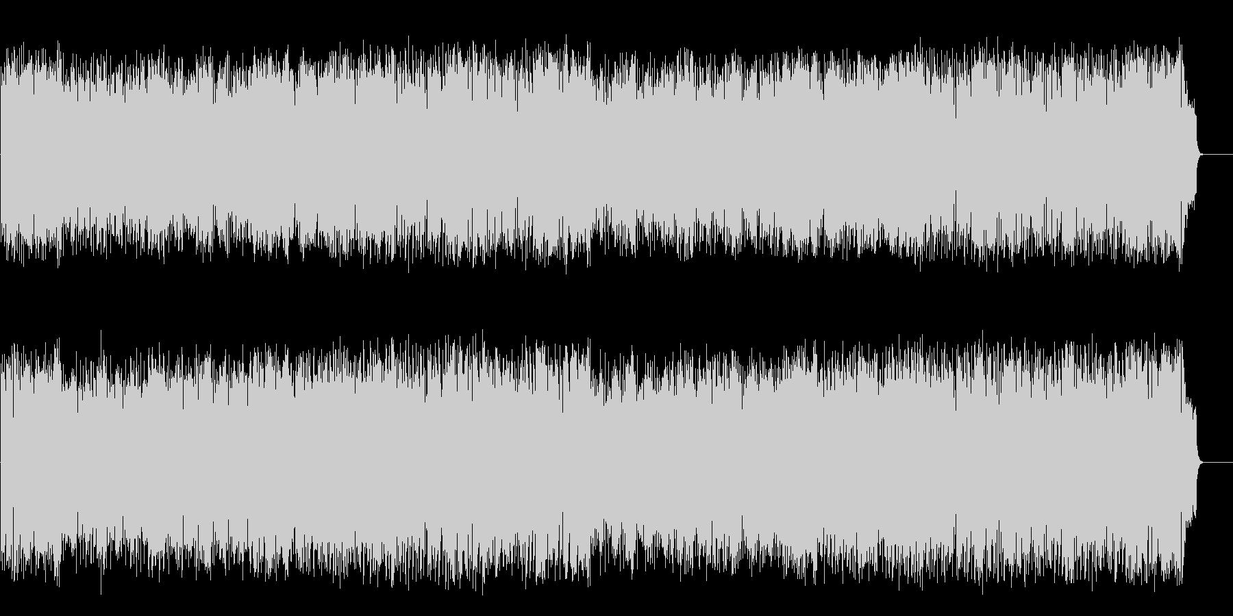 ハツラツな8ビートポップ(フルサイズ)の未再生の波形