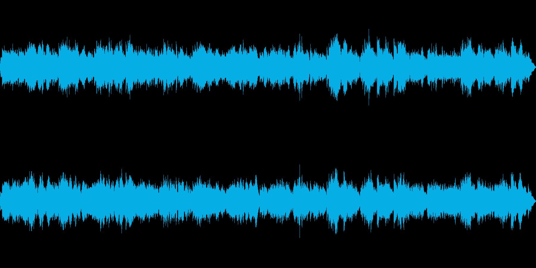 ハッピーベル、幸せなひとときの再生済みの波形