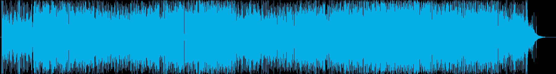 ピアノイントロが印象的な旅立ちの曲。の再生済みの波形
