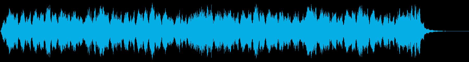グリーンスリーブス ストリングス 低音版の再生済みの波形