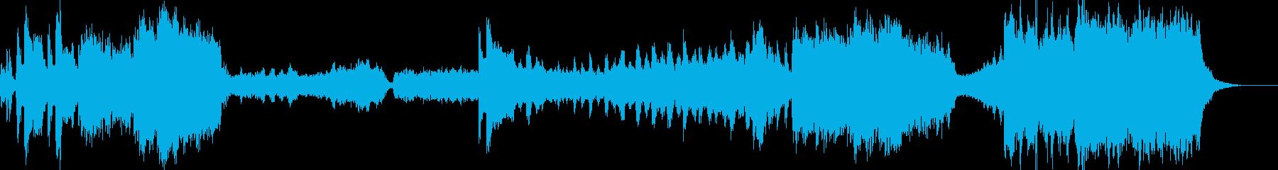 CM RPG 映画  迫力オーケストラ風の再生済みの波形