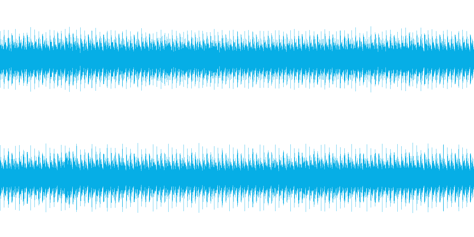 不気味な空間(鼓動)(心音)の再生済みの波形