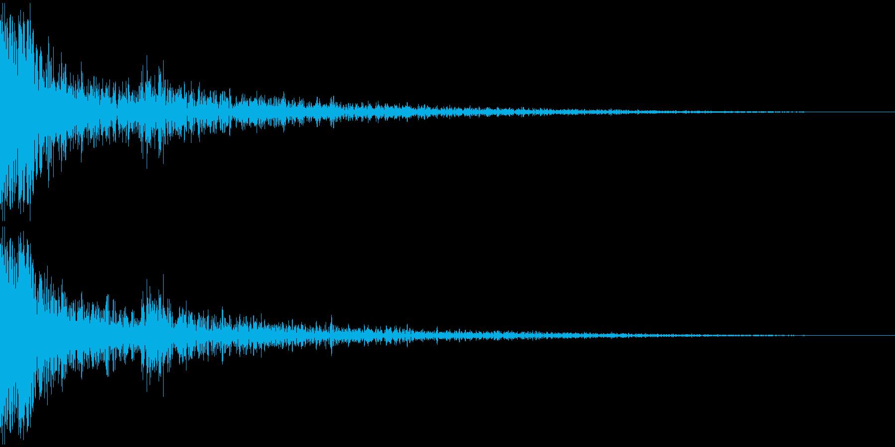 バコン(決定_04)の再生済みの波形