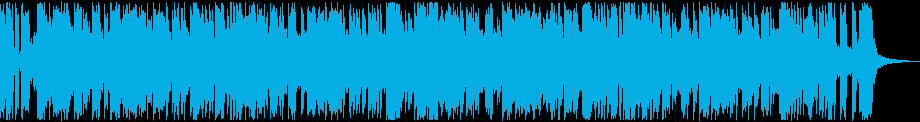 30秒、ポップ、軽快、コミカルの再生済みの波形