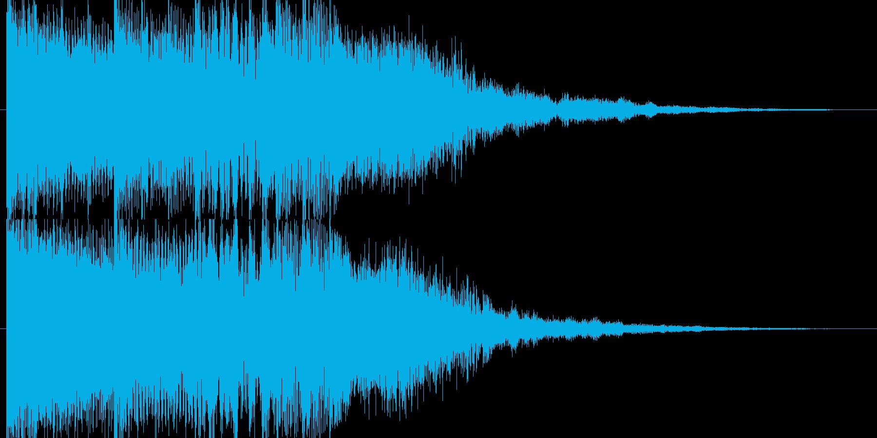Dubstep (ダブステップ)の再生済みの波形