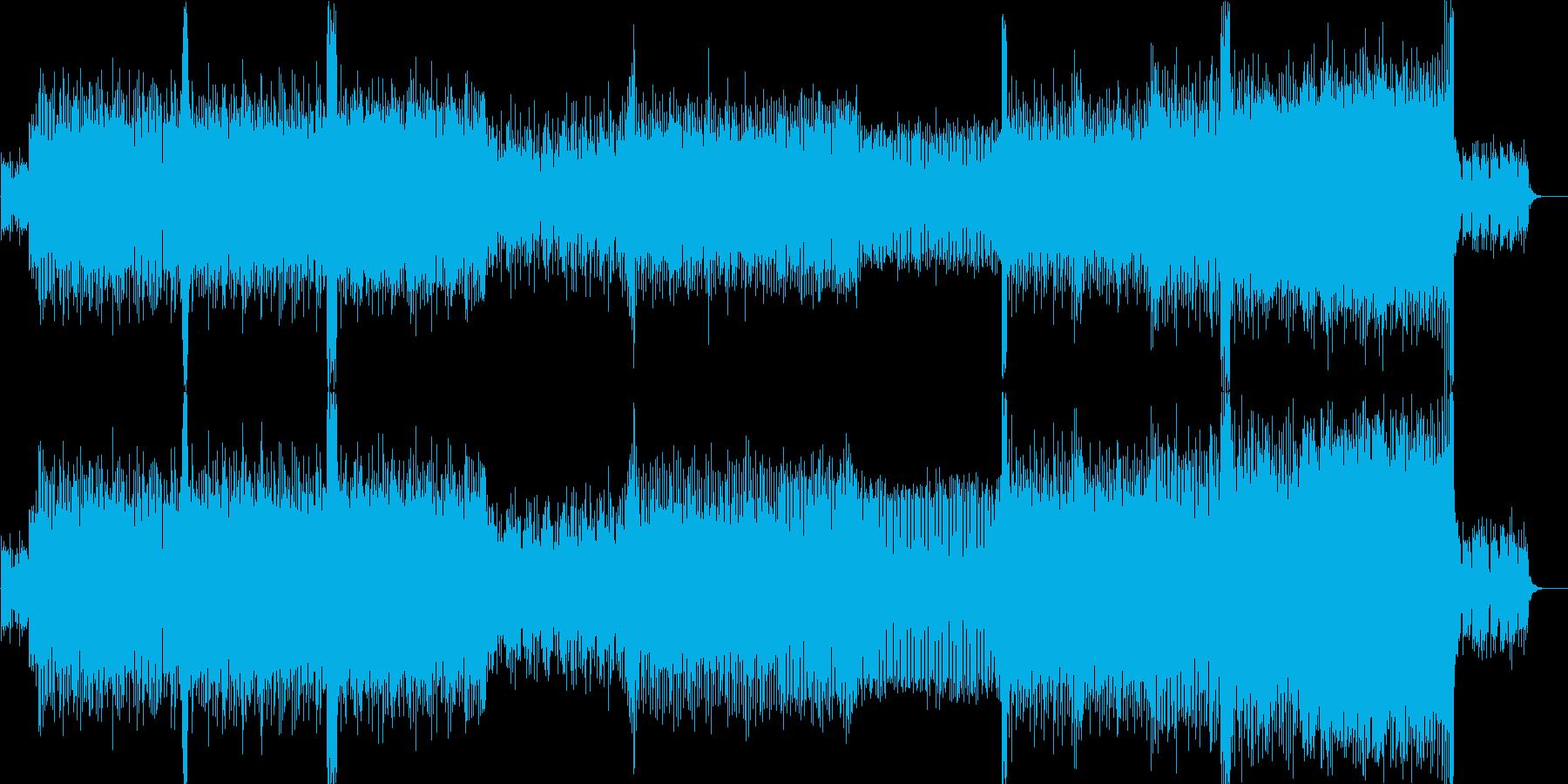 ドキュメント 淡々 スピード 追跡 緊張の再生済みの波形