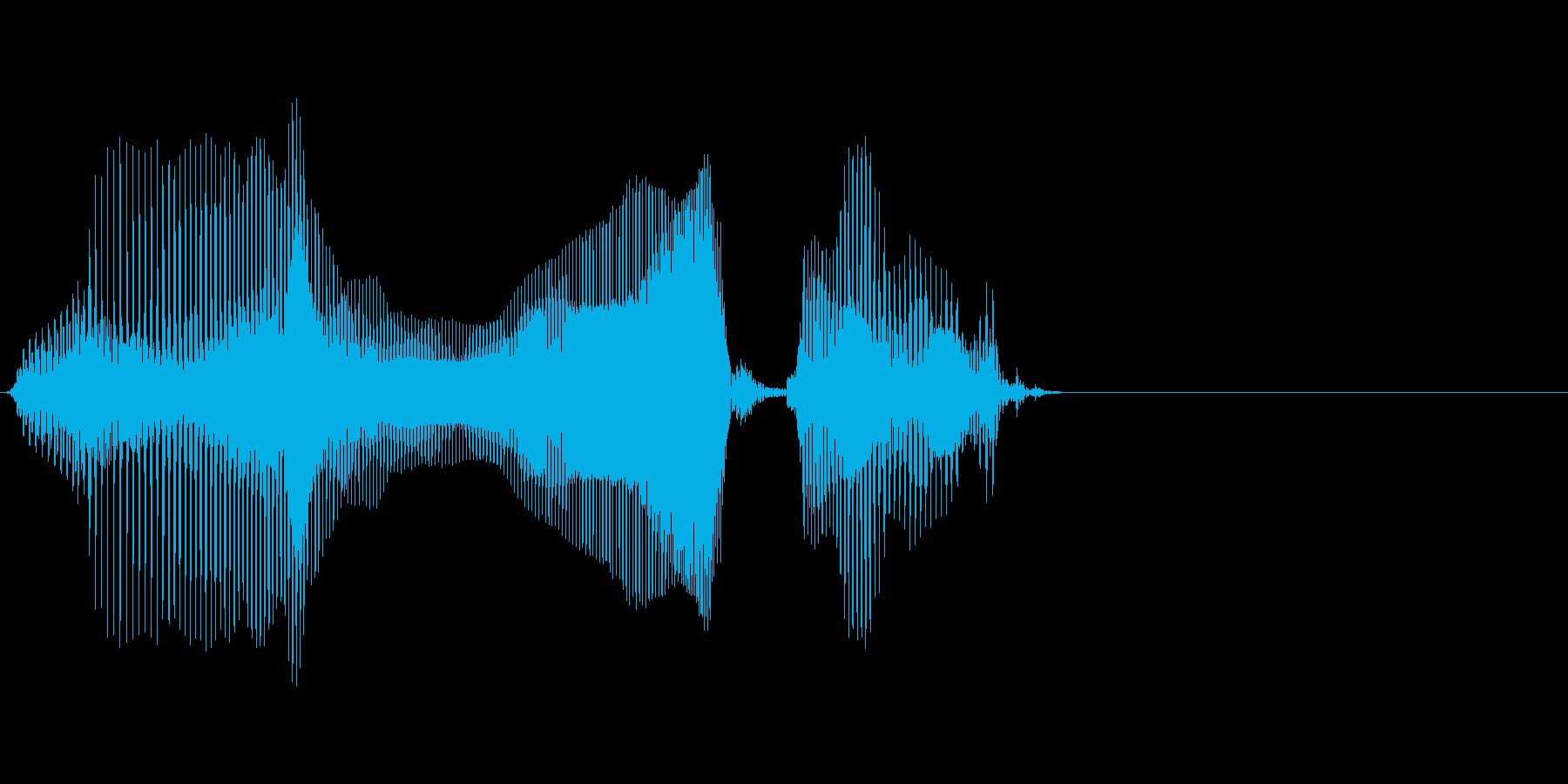 難易度の再生済みの波形