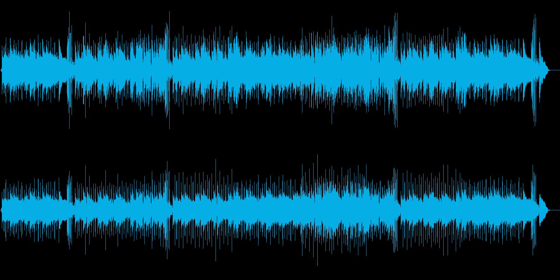 アダルト・オリエンテッド風バラードの再生済みの波形