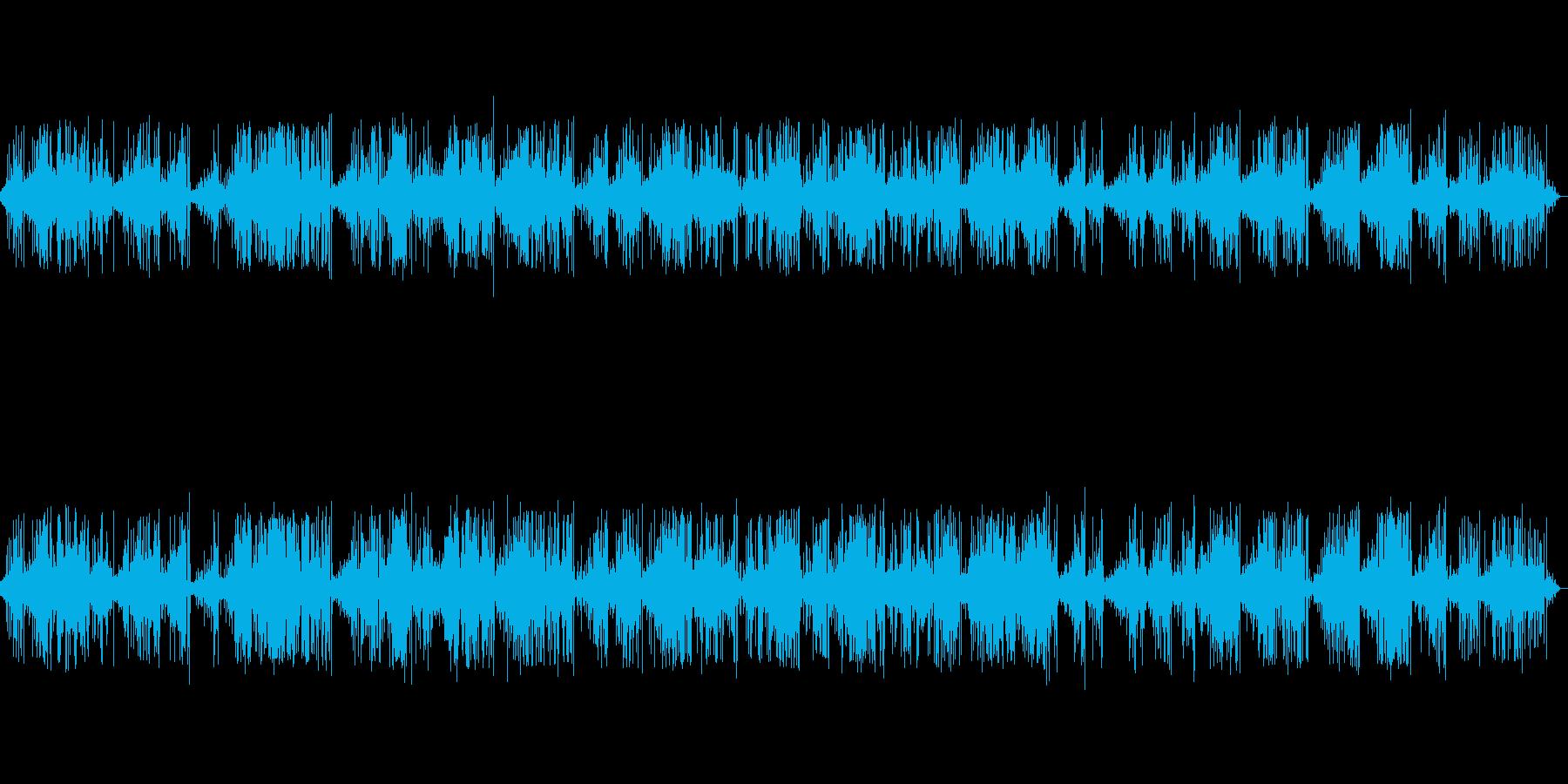 【雷/電気系】帯電02の再生済みの波形