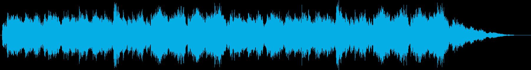 休憩部屋(リラックス)【オーケストラ】の再生済みの波形