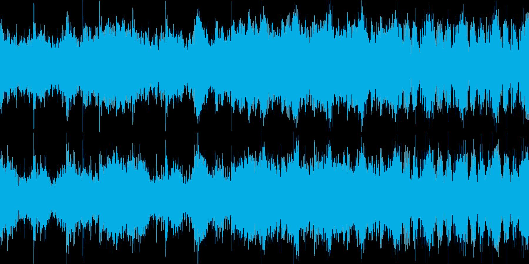 大空 RPG風 壮大 ループの再生済みの波形