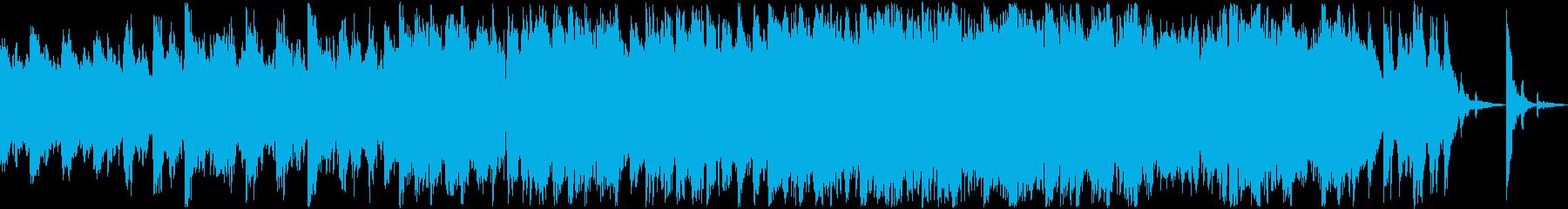 和楽器を盛り込んだ和風ホラー/ループ可の再生済みの波形