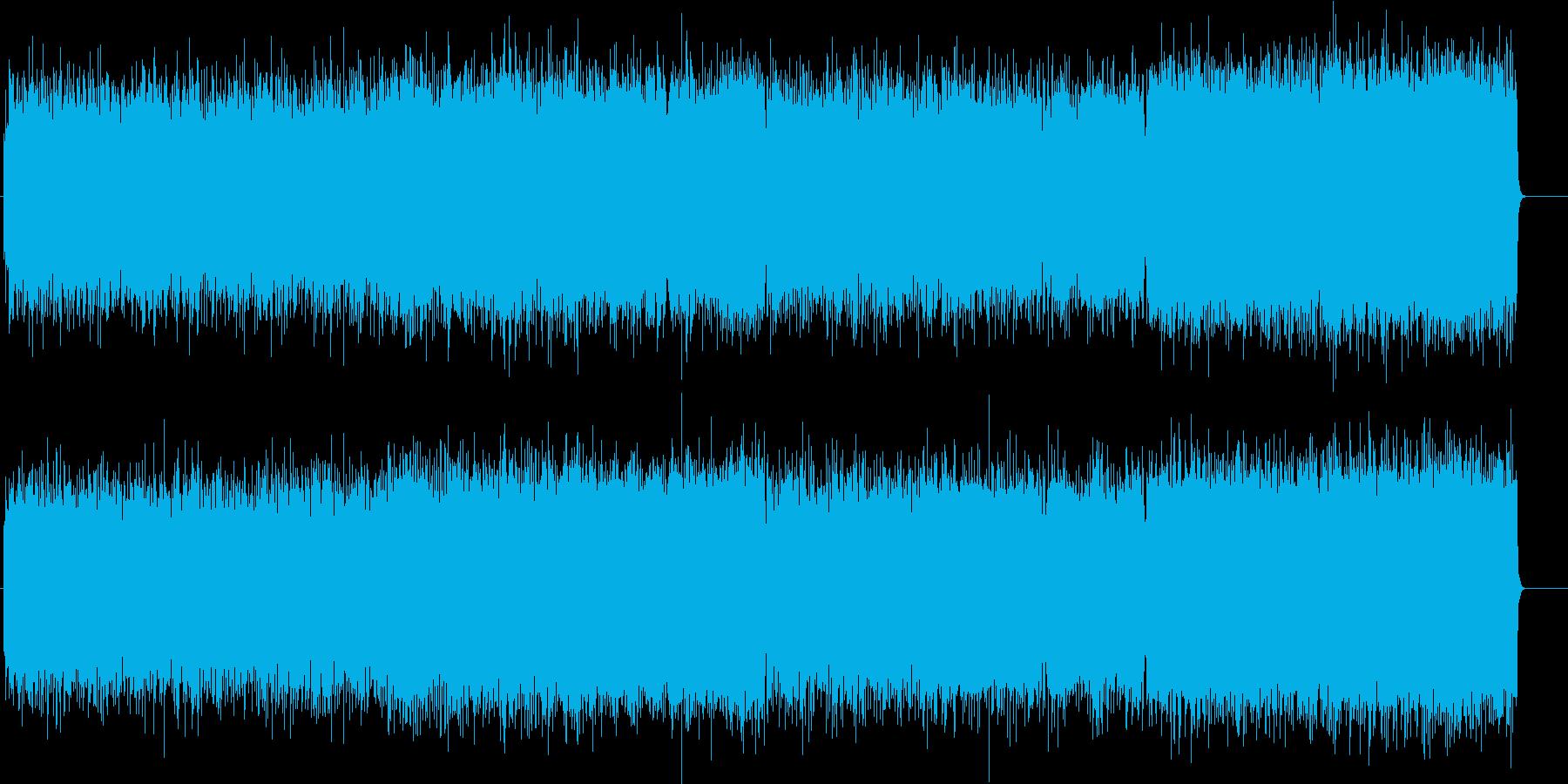 栄光を掴む前向きな歌謡曲風ロック/ポップの再生済みの波形