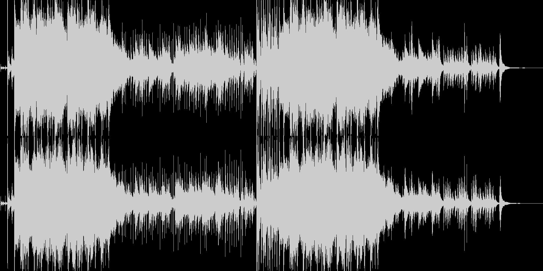 ピアノとストリングスのワルツ (雪の朝)の未再生の波形