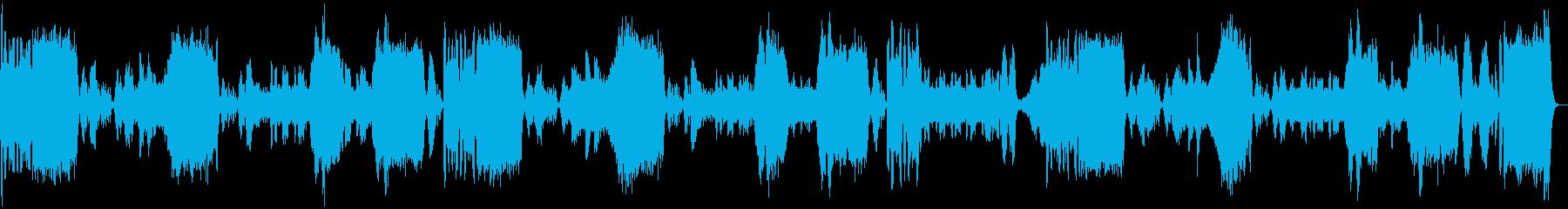 アイネ・クライネ・ナハトムジークの再生済みの波形
