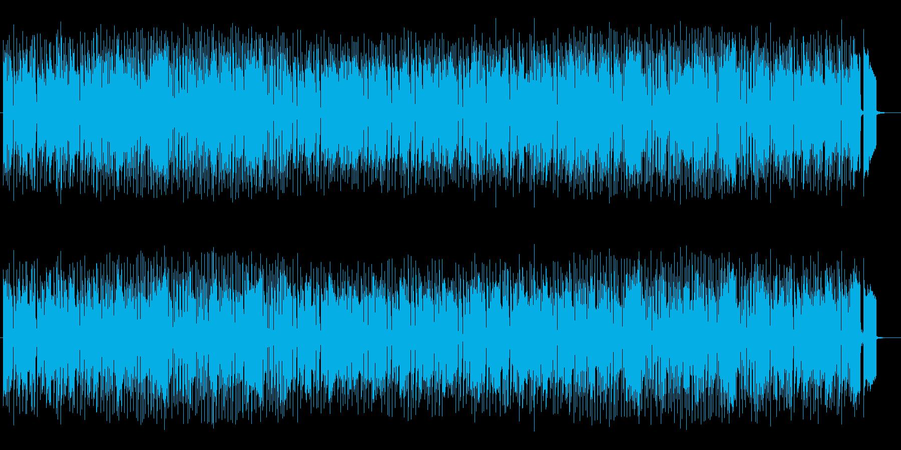 近未来的なメロディが面白いポップの再生済みの波形