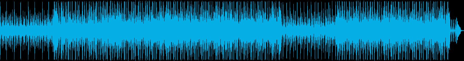 【メロディ抜き】口笛の軽快なアコーステ…の再生済みの波形