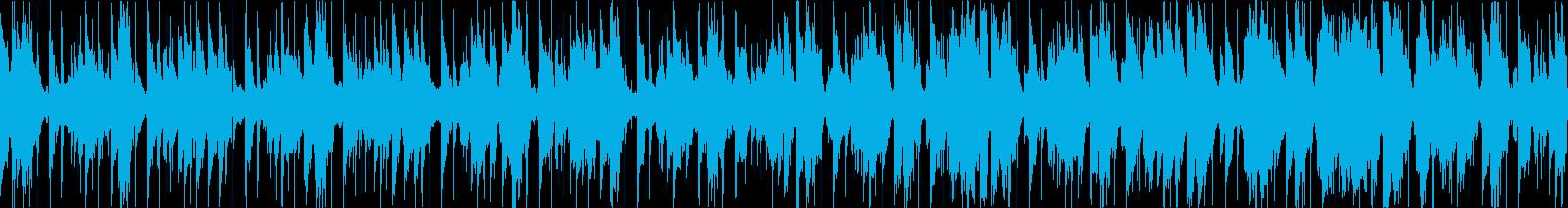【ボーカル】セクシーな映像に合うR&B系の再生済みの波形
