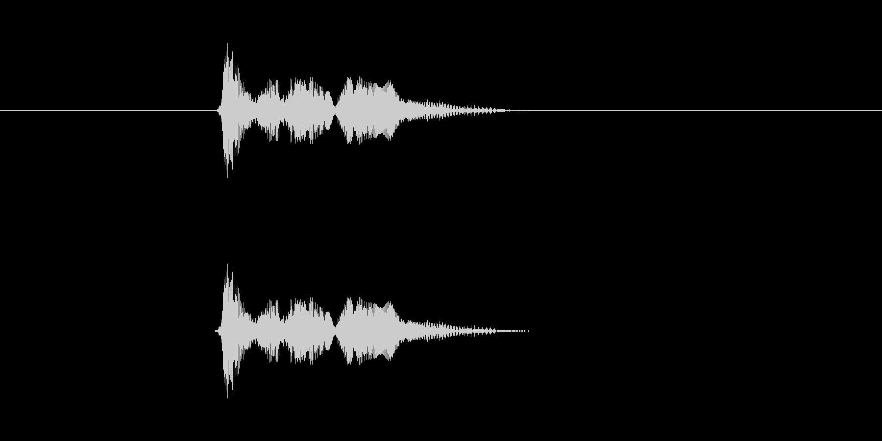 ダグドドゥンの未再生の波形