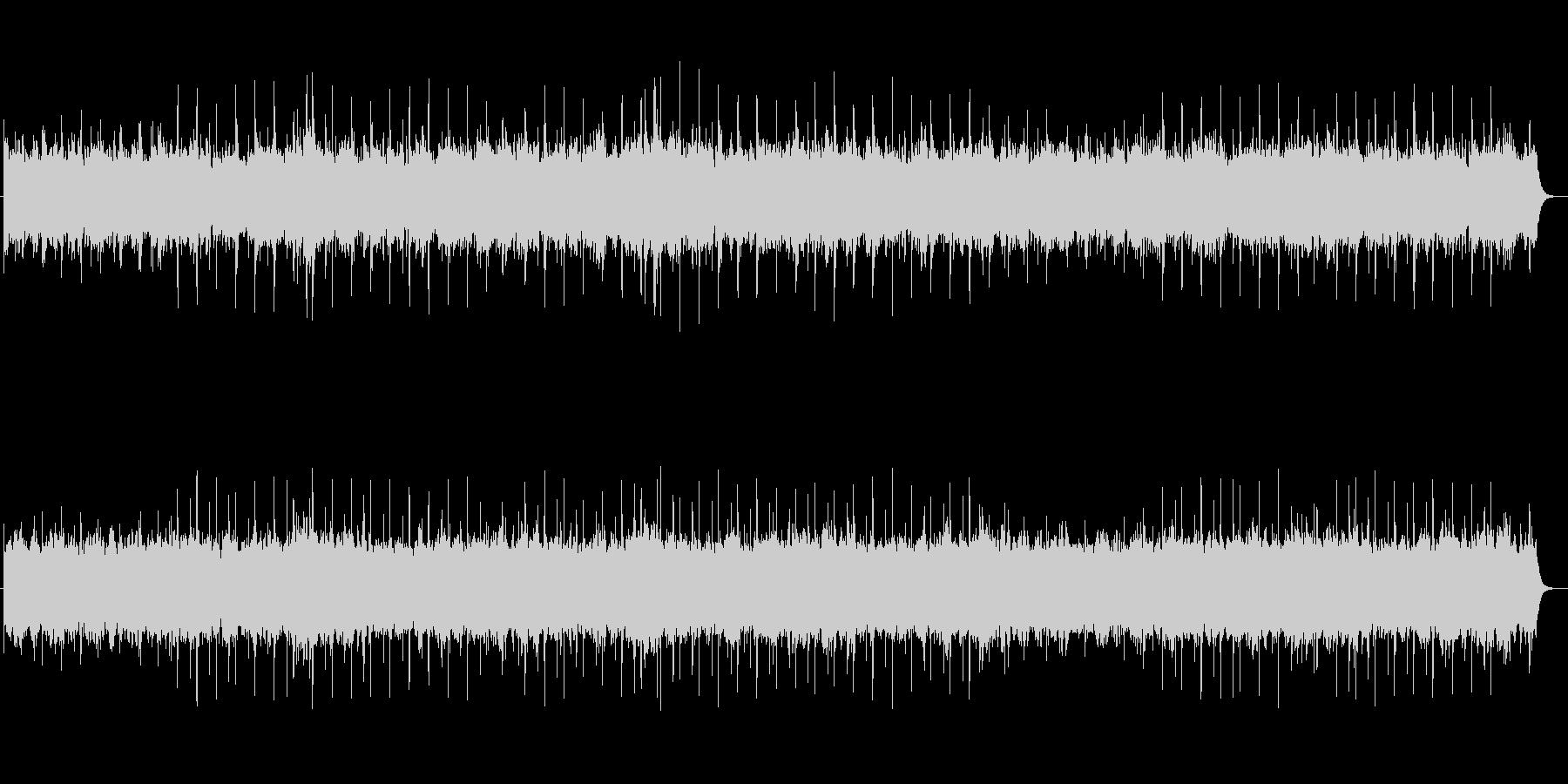 オーケストラ、ファンタジー系BGMの未再生の波形