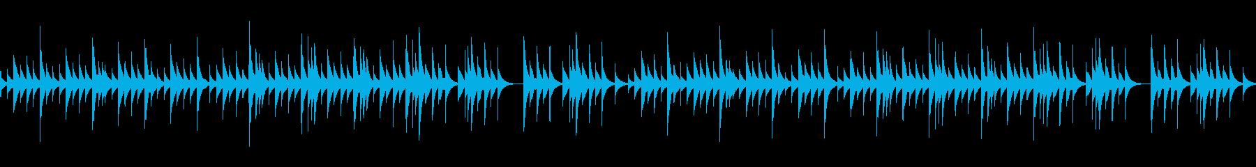 オルゴールで作った洋風ホラー曲です。ル…の再生済みの波形