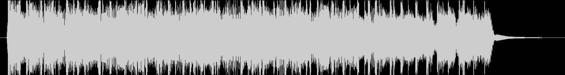 ヘビーメタル、ハードロック、リフ1の未再生の波形