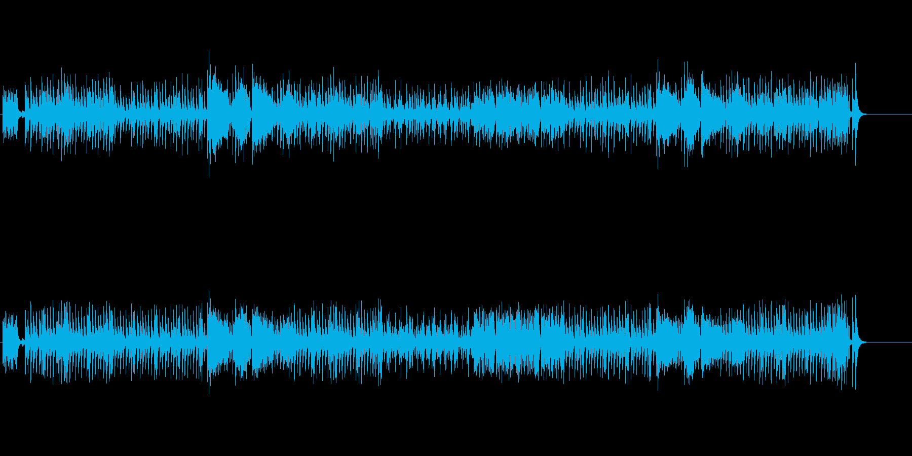 ベル・サウンドの再生済みの波形