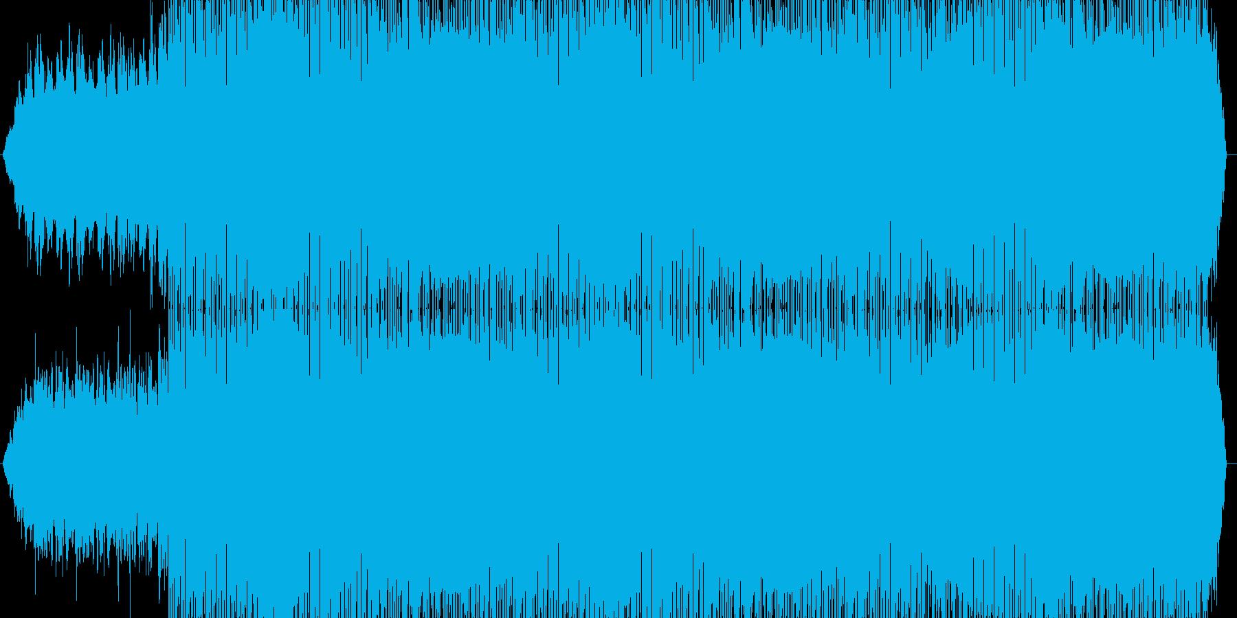 この曲『@.mp3』、これと言って個…の再生済みの波形