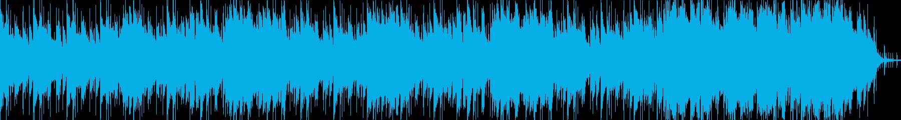 なごやかで短い_ トーク番組のテーマ曲にの再生済みの波形