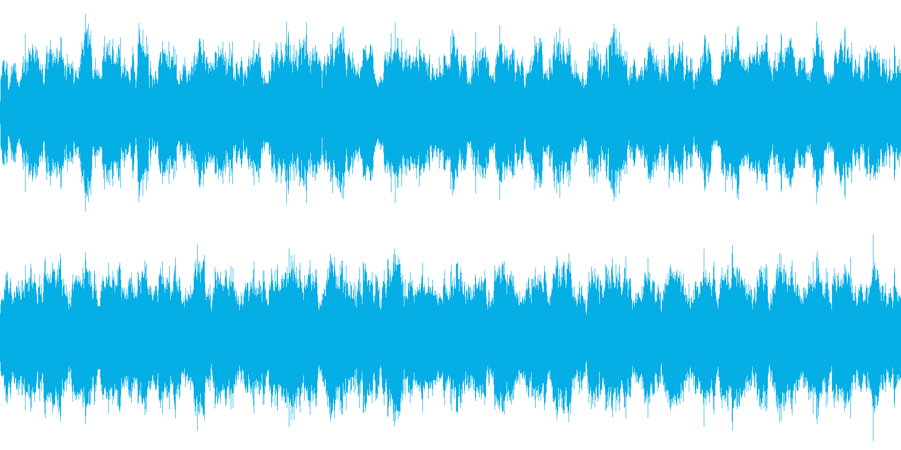 【ドラム抜き】浮遊感、宇宙感のあるテクノの再生済みの波形
