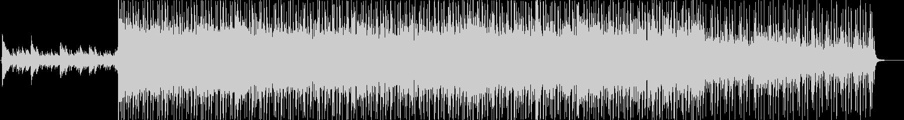 物語のエンディング向けピアノインストの未再生の波形