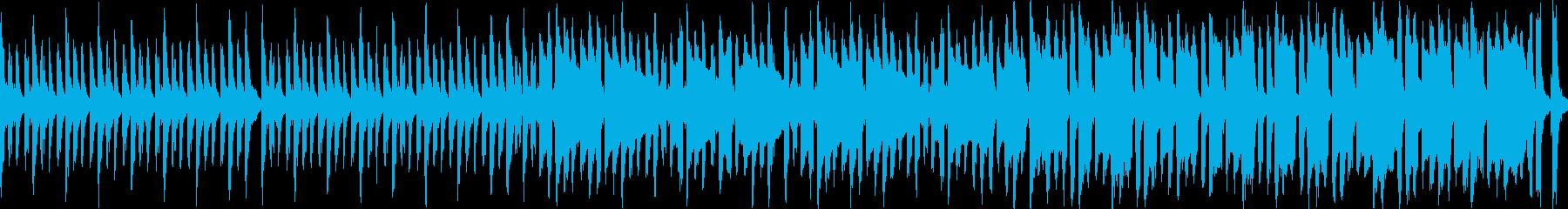【ループ】ピチカートとトランペットの可愛の再生済みの波形