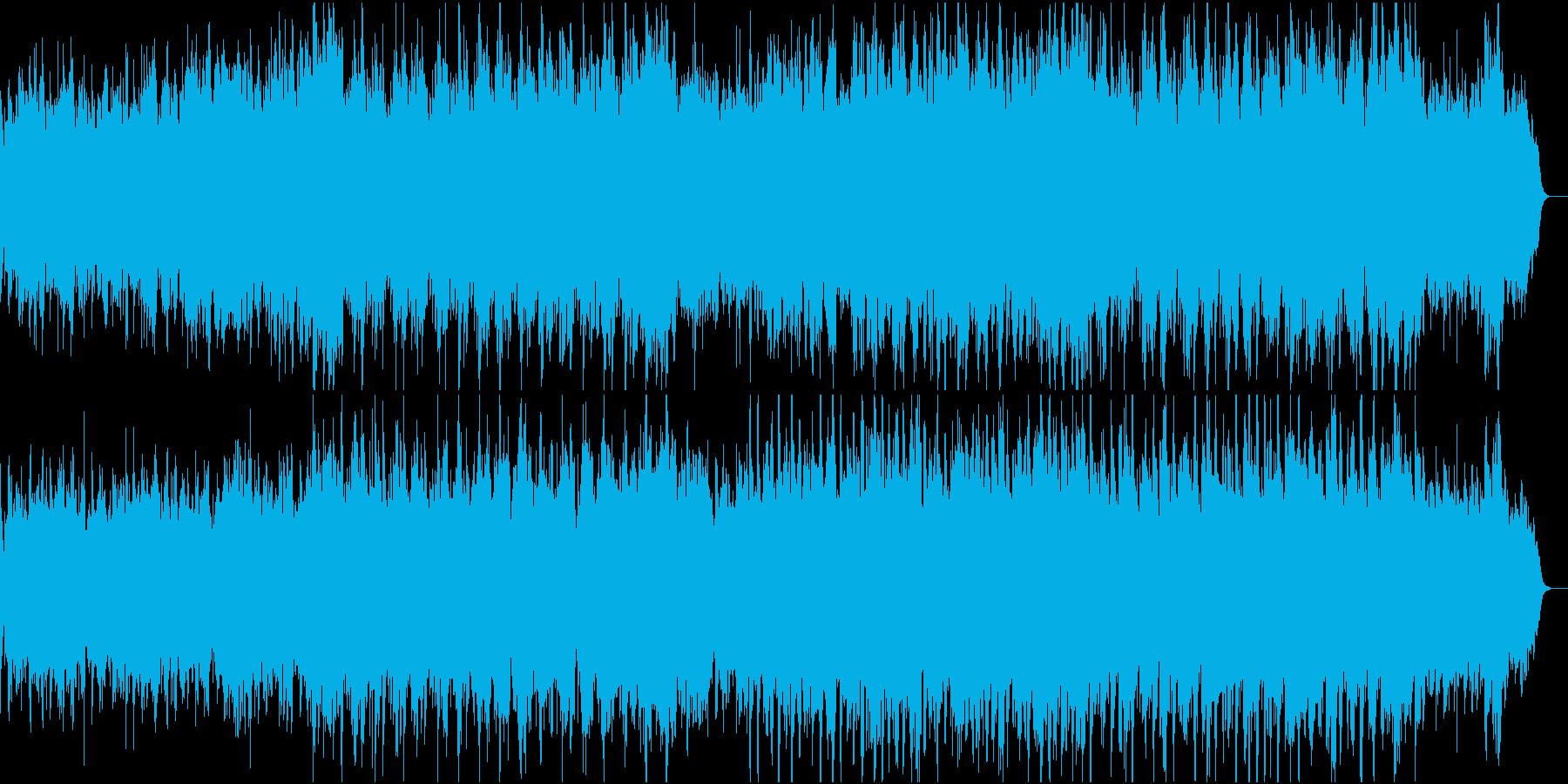 温かく切ない感動ピアノ管弦楽2ドラム無しの再生済みの波形