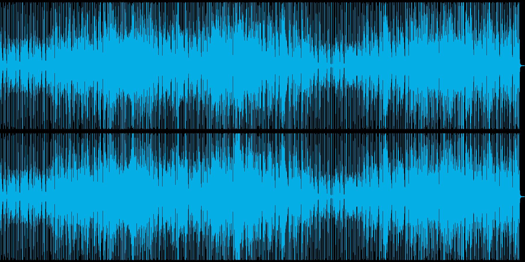洋楽、爽やかなCM、オールドUKロック!の再生済みの波形