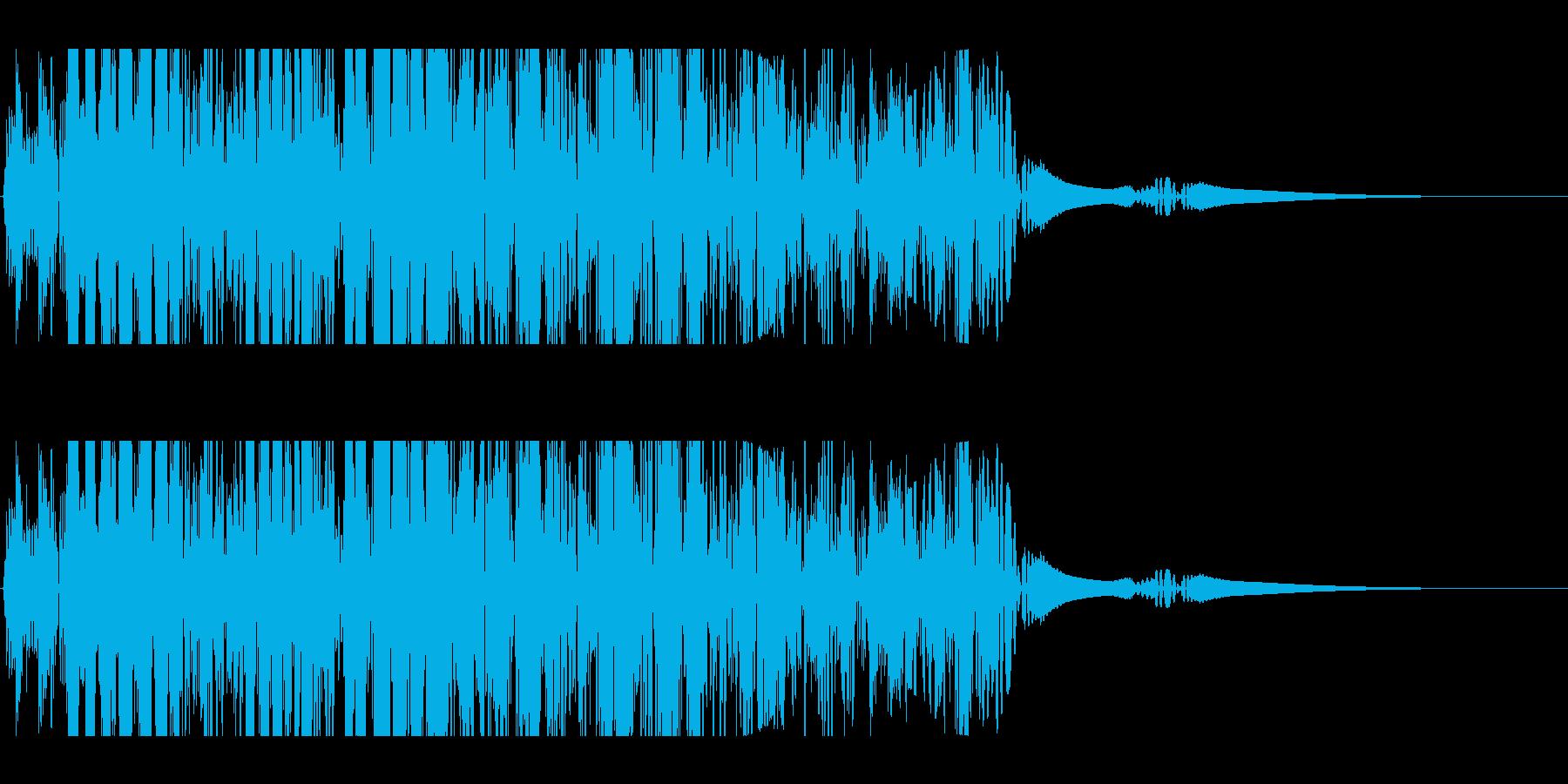 ズバッと斬る_06(刀・刺す・斬撃系)の再生済みの波形