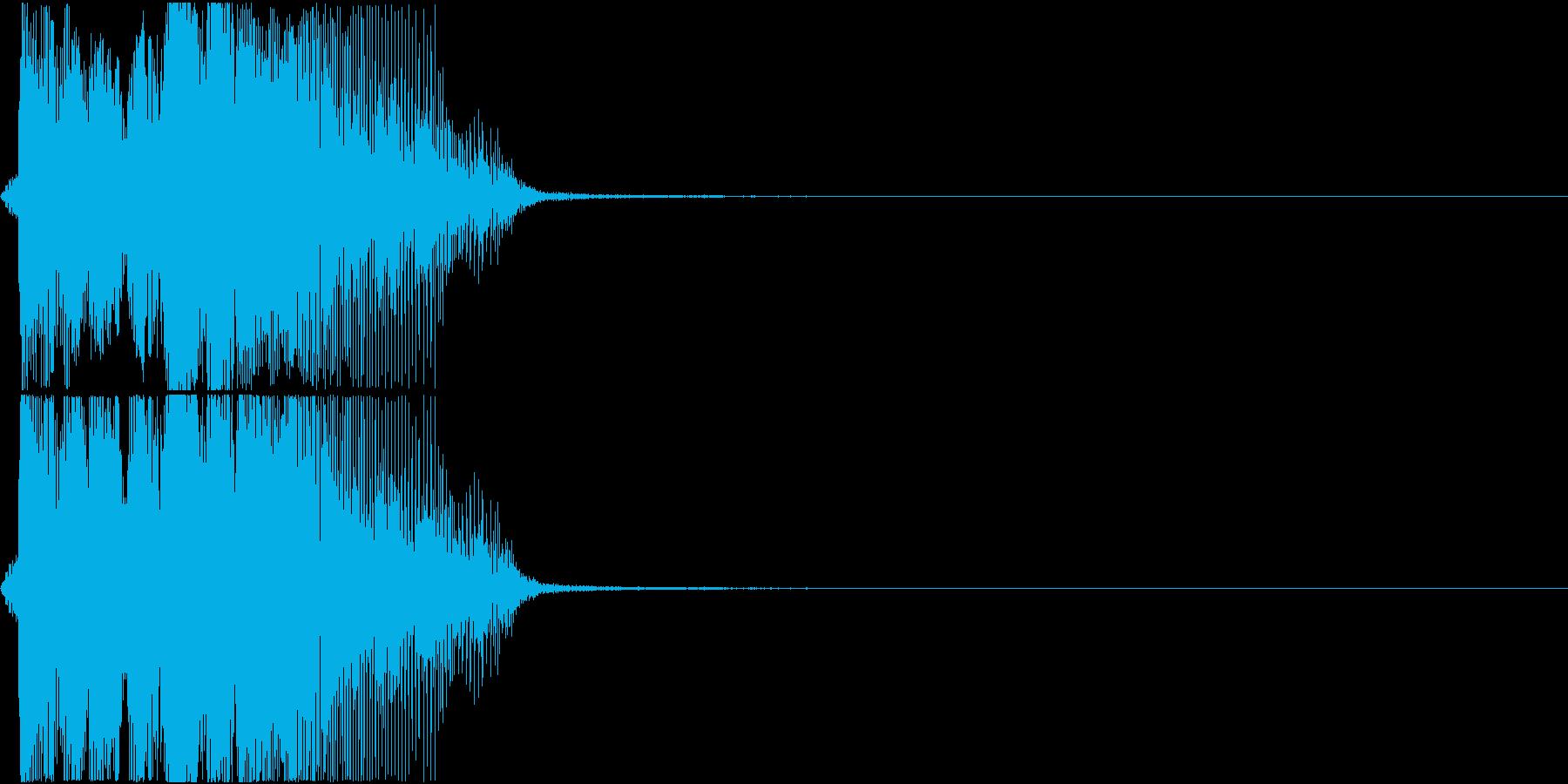 「ボーナスタイム」アプリ・ゲーム用の再生済みの波形