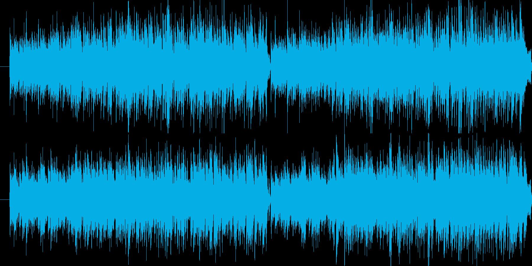 歌詞をつけて歌ってください孫のクリスマ…の再生済みの波形