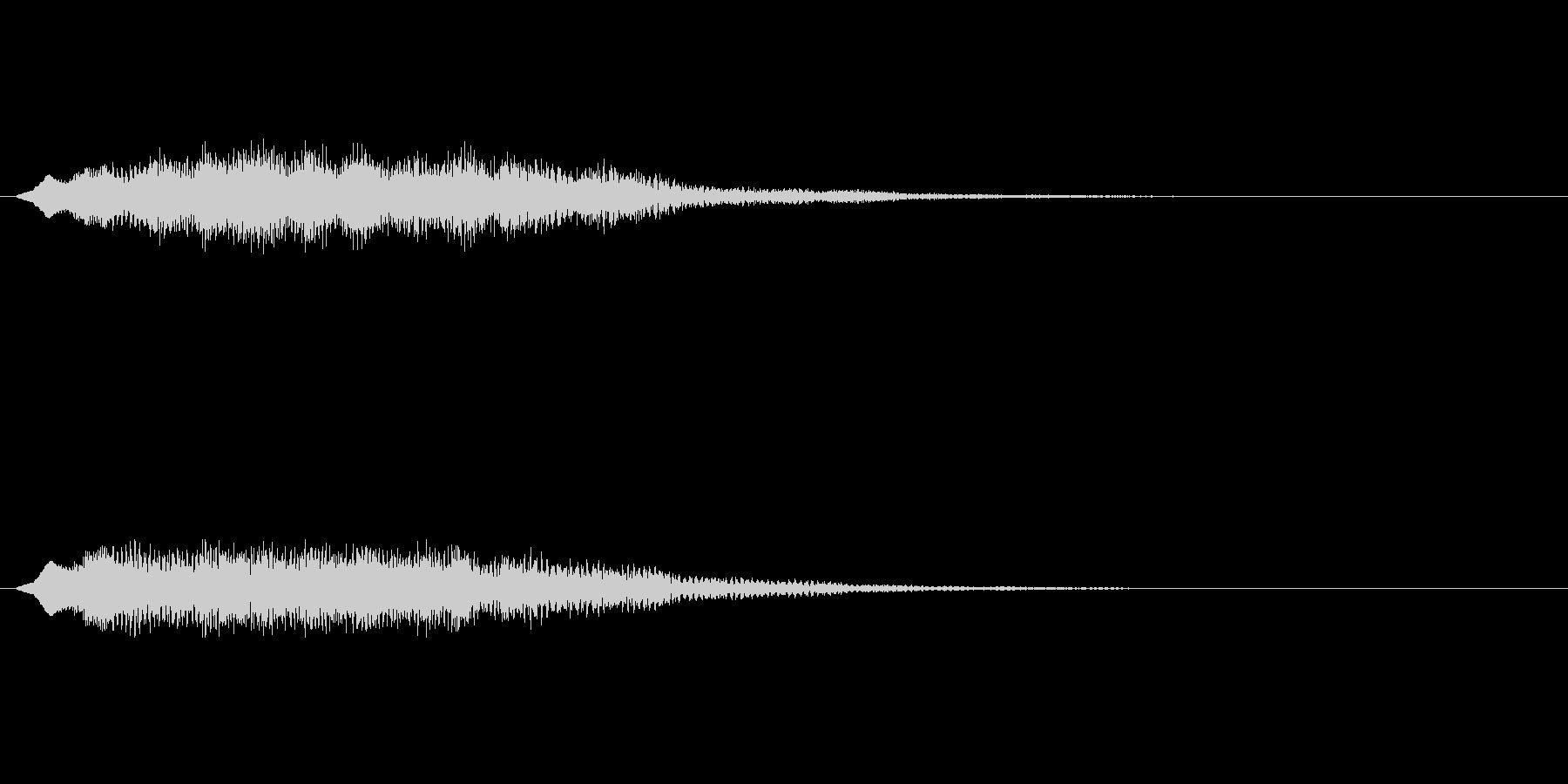 【ショートブリッジ27-08】の未再生の波形