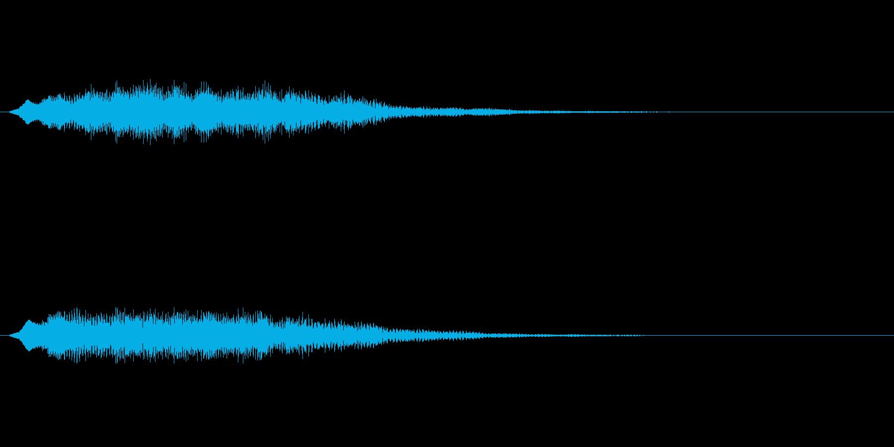 【ショートブリッジ27-08】の再生済みの波形