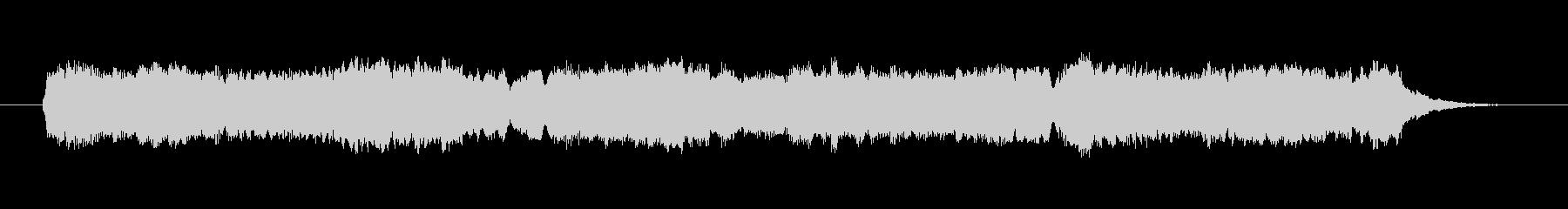 木管楽器を使ったほのぼのした曲です。の未再生の波形