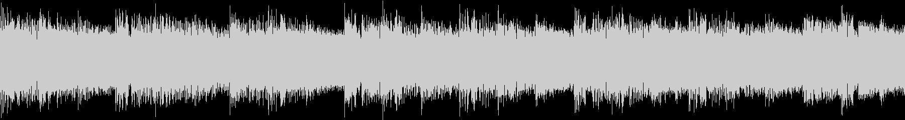 シンセ サイレン アナログ ピコピコ10の未再生の波形